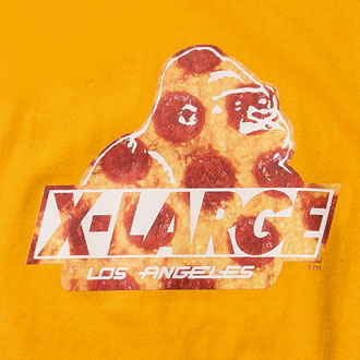 XLARGE® 2016 FALL PIZZA COLLECTION