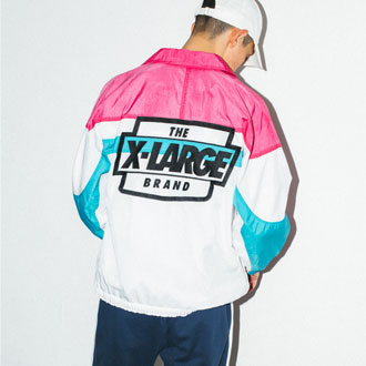 NYLON TEAM JACKET