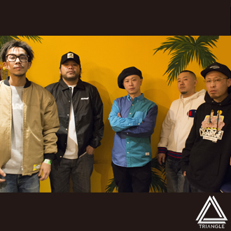 3.3.fri TRIANGLE supported by XLARGE® at San…