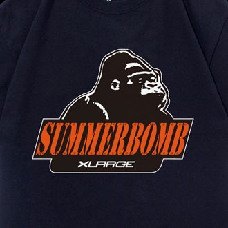 8.25.sun XLARGE®×SUMMER BOMB 2017 produced b…