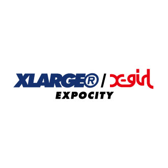 11.26.sun XLARGE®/X-girl EXPOCITY CLOSE