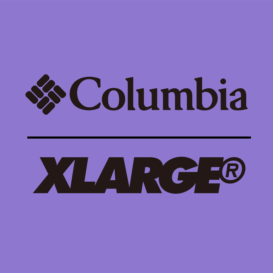 4.27.fri XLARGE®×Columbia
