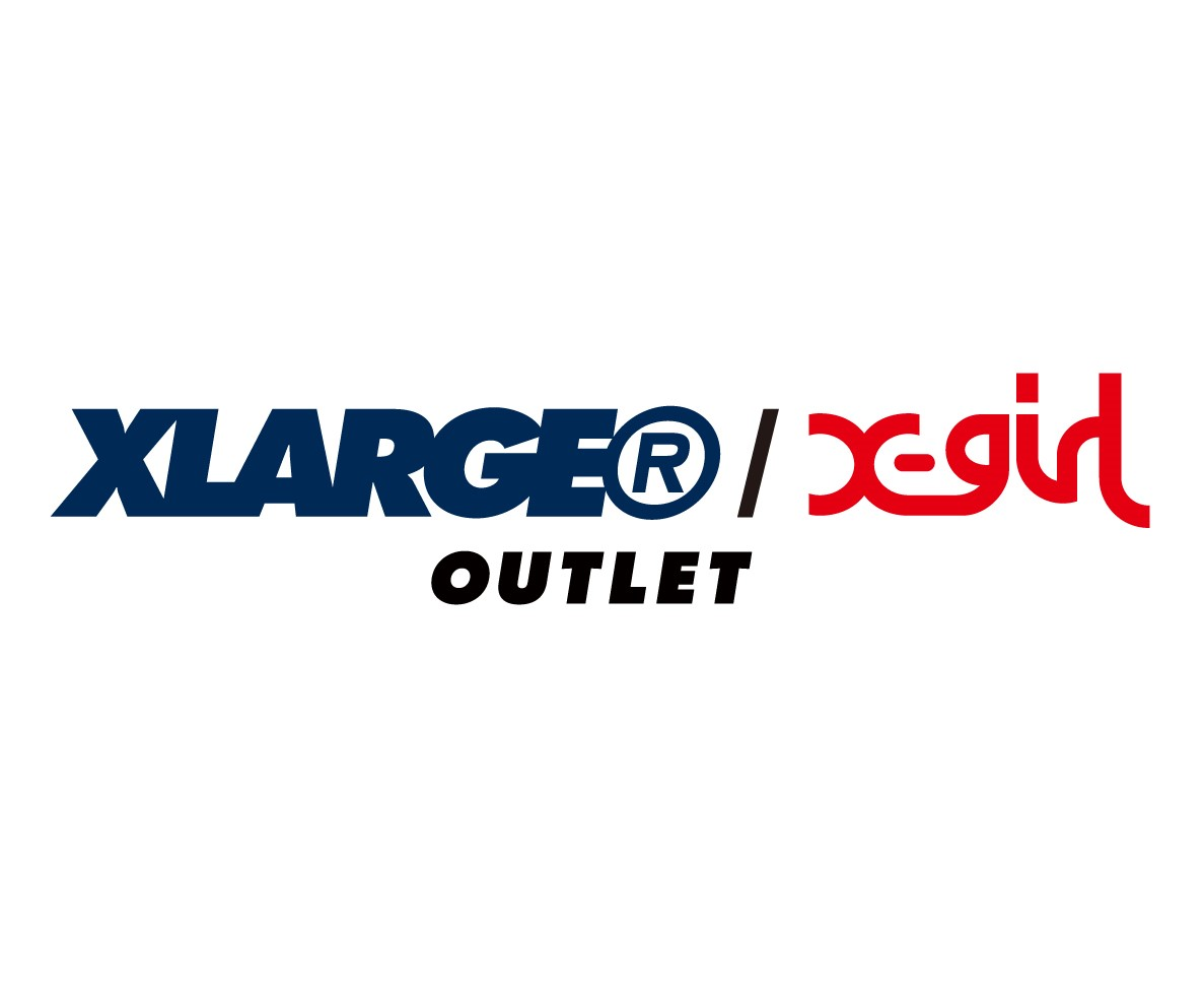 7.27.fri ~8/19 sun XLARGE®/X-girl OUTLET MOR…