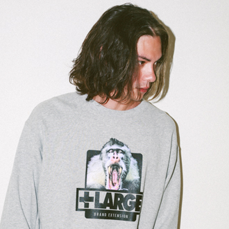 PLUS L by XLARGE® 2017 FALL LOOK BOOK